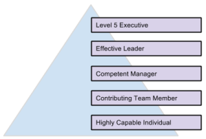 level 5 leader stages